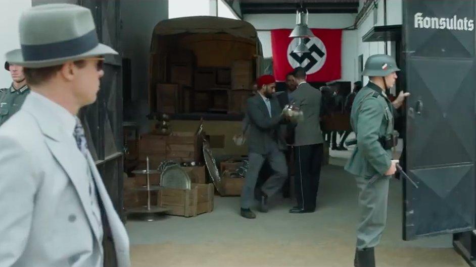 Film Spojenci do českých kin vstoupí 1. prosince.