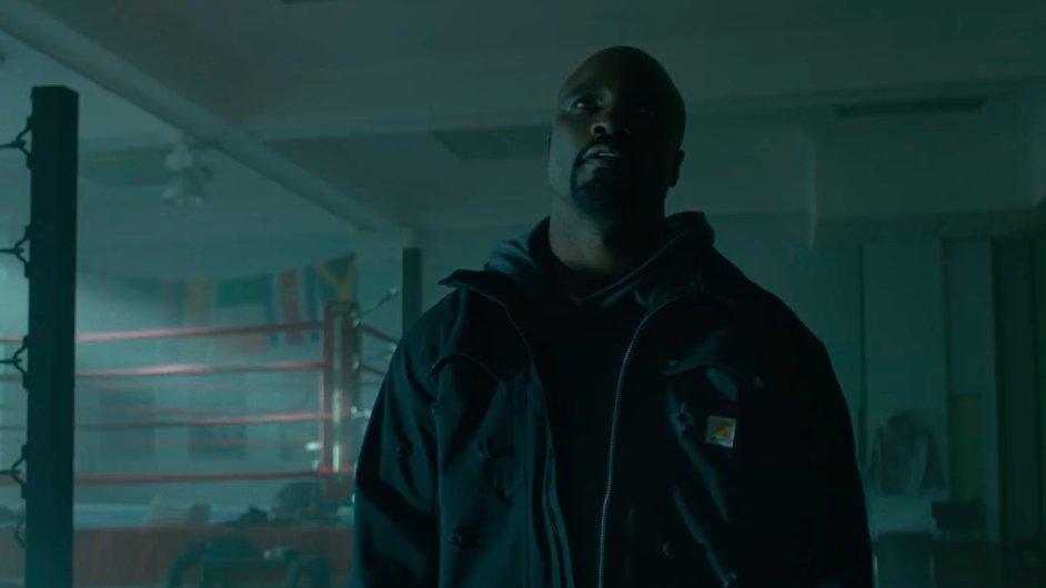 Seriál Luke Cage bude mít na Netflixu premiéru 30. září.