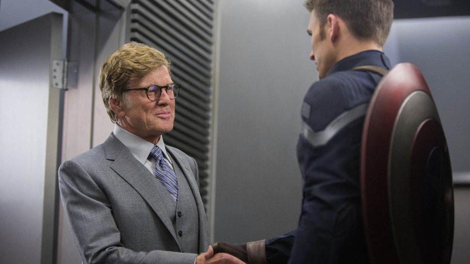 Vkomiksovém filmu Kapitán Amerika: Návrat prvního Avengera si Redford zahrál zcela jinou postavu než obvykle. Tentokrát vzal zápornou roli.