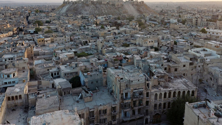 Aleppo Sýrie
