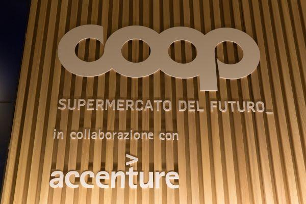 Milánský Coop – Supermarket budoucnosti