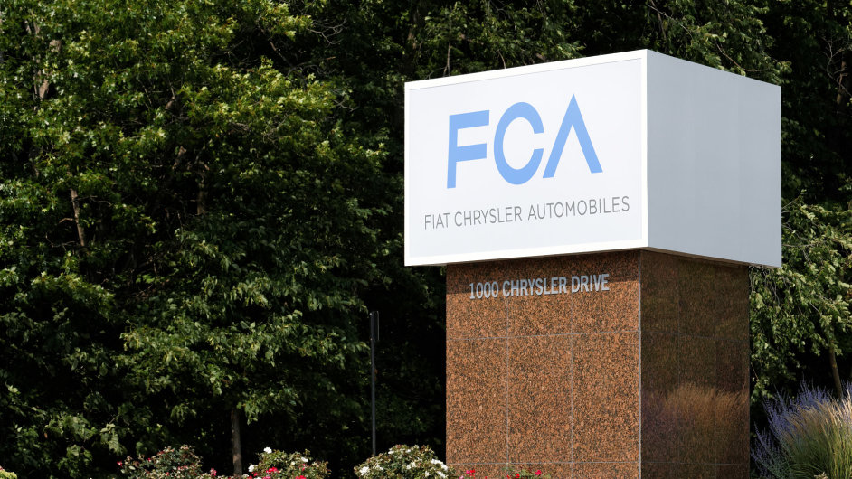 USA obvinily automobilku Fiat Chrysler, že obcházela testy emisí.