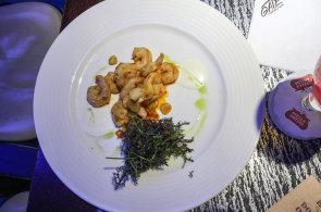 Zápisky protivného hosta: Pikantní vietnamské krevety pod karlínským viaduktem
