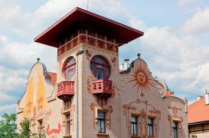 Designová vášeň: Rekonstrukce vily Helenka na Smíchově, nejsmělejšího příkladu pražské secese