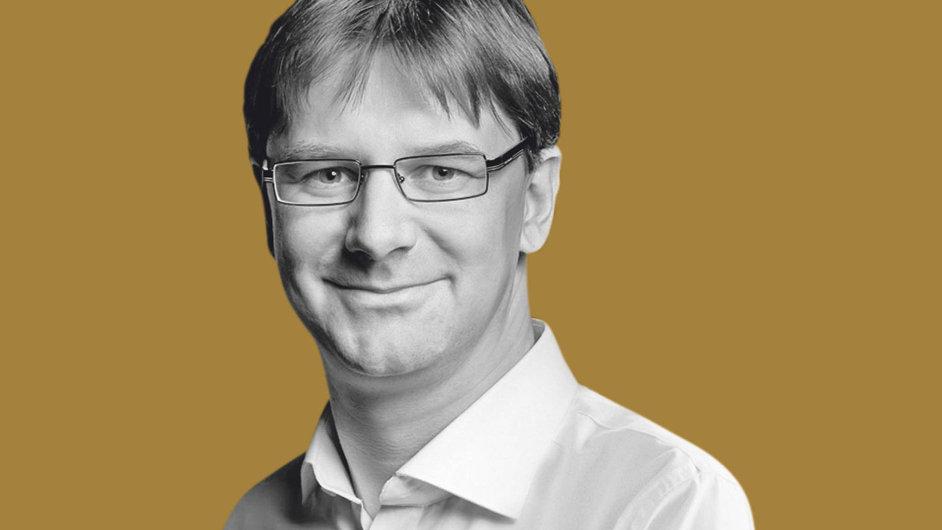 Pavel Minář, IT konzultant.