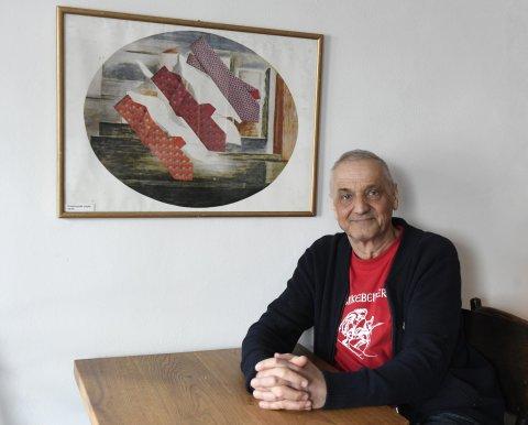 David Vávra ve čtvrtek oslaví šedesátiny.