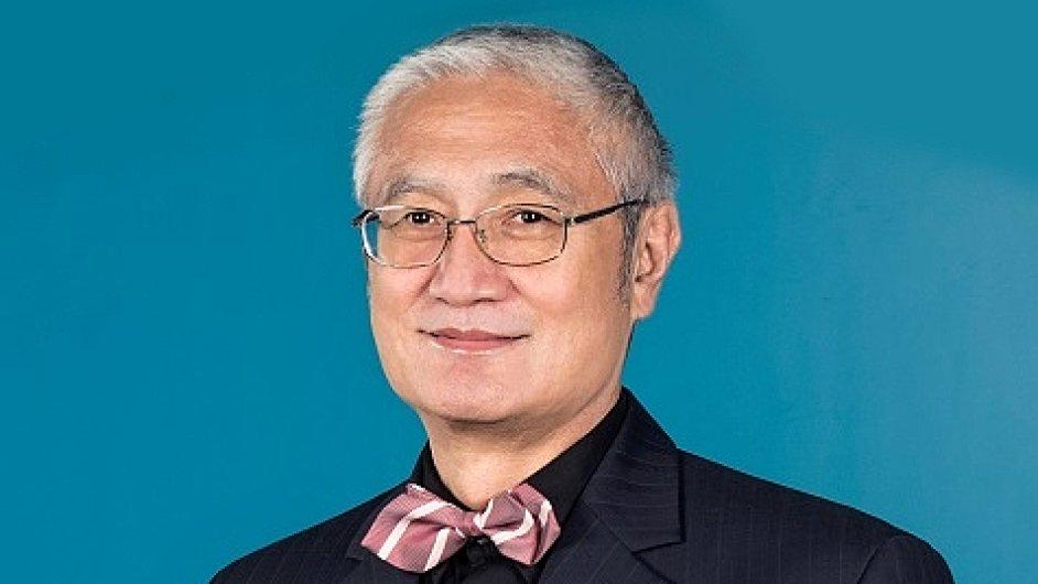 Douglas Hsiao, předseda představenstva společnosti D-Link