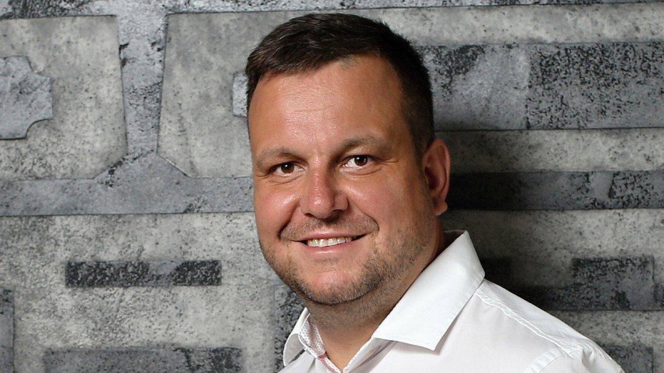 Tomáš Mráz, obchodní ředitel pivovaru Plzeňský Prazdroj
