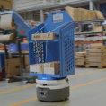 Nasazení robotů zabere podle výrobce Fetch Robotics pár dní.