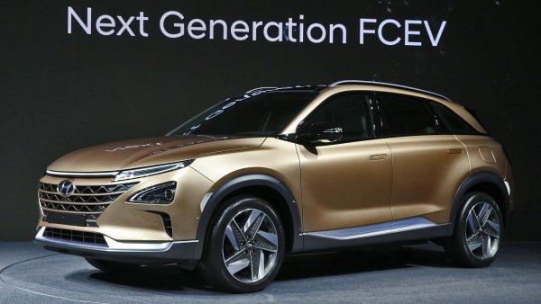Hyundai představil předsériovou podobu nového vodíkového SUV.