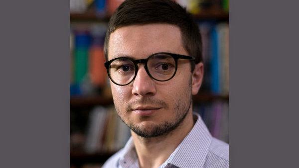 Tomáš Hůlka, ředitel digitálního oddělení vydavatelství Burda