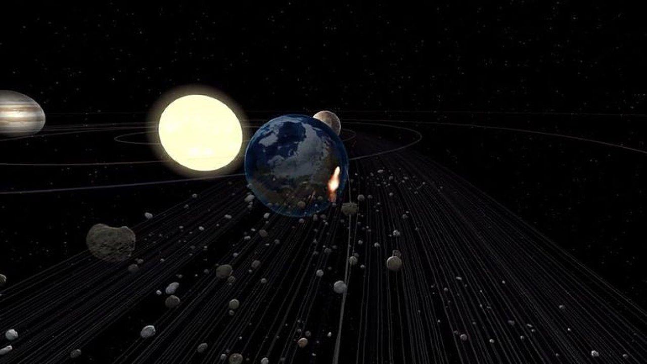 Hrozí Zemi srážka s planetkou? Češi pečlivě hlídají meteorický roj