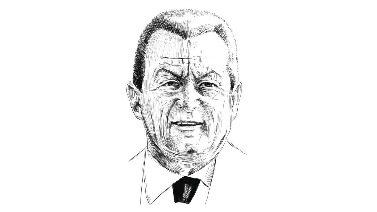 Ivan Hodač, bývalý generální tajemník Evropské asociace výrobců automobilů