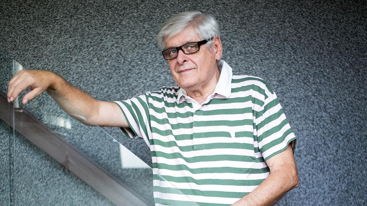Novinář Eugen Korda.