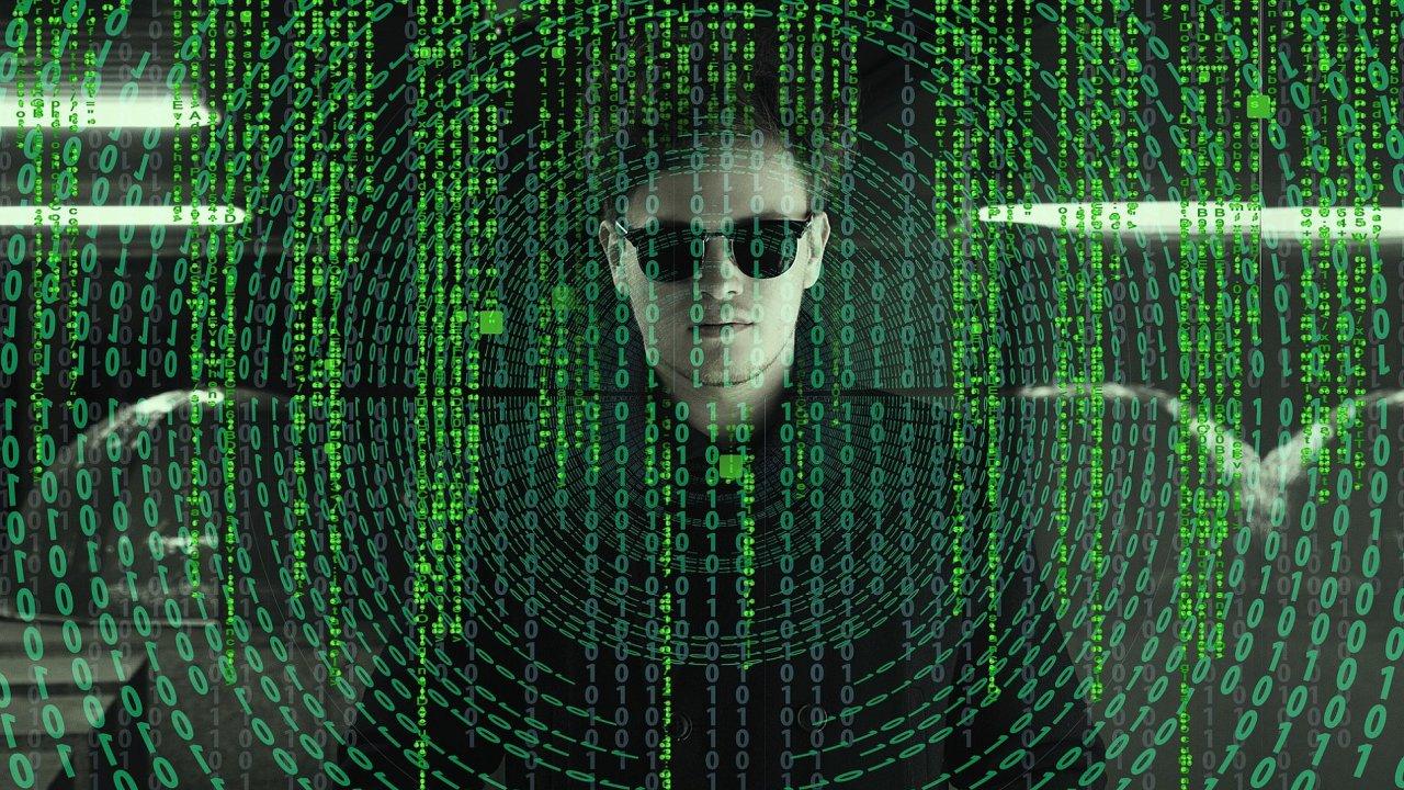 Kyberšpionáž, ilustrace