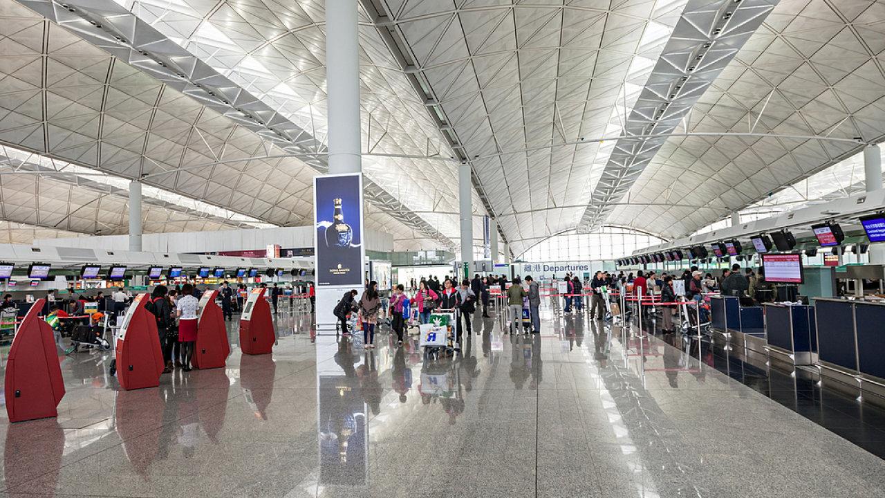 Letiště Hongkong