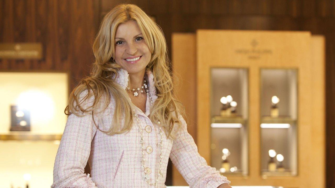 Podnikatelka amajitelka rodinné společnosti Carollinum Tamara Kotvalová.
