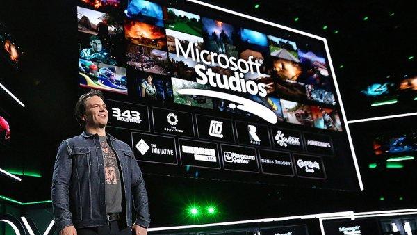 Microsoft na E3 oznámil akvizici čtyř herních studií a několik nových exkluzivních her.