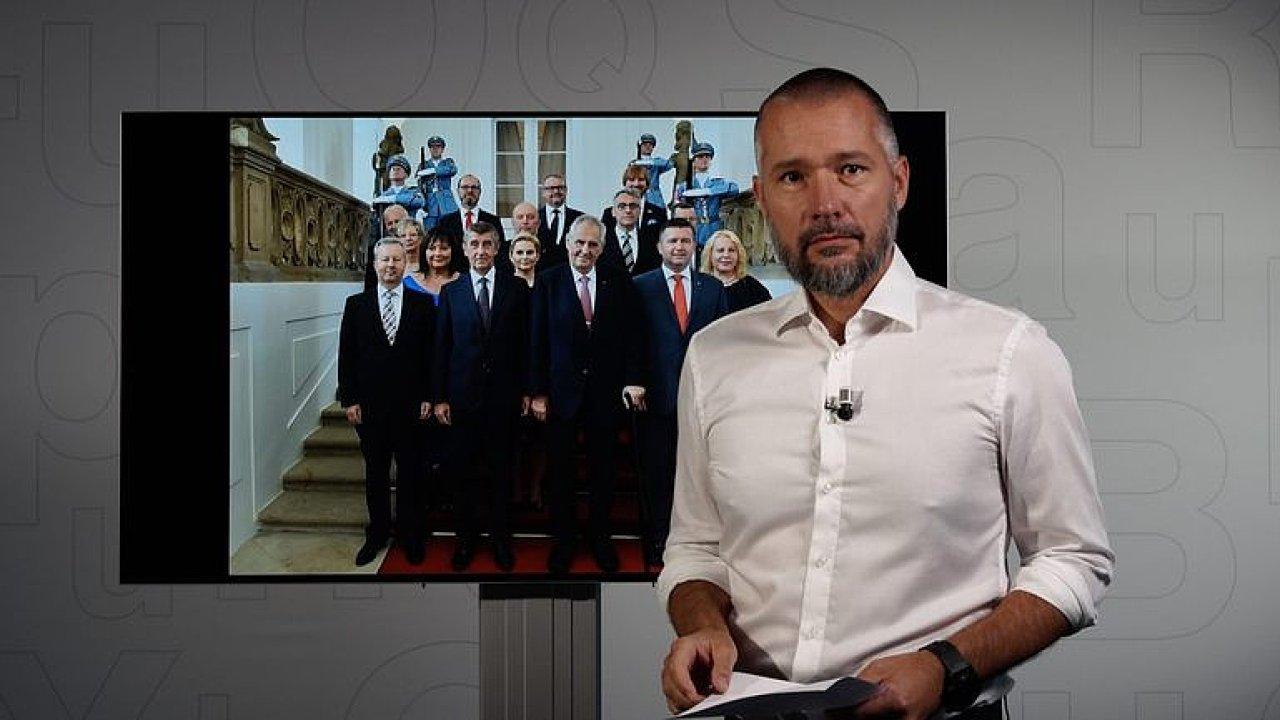 Takhle vypadá nová vláda. Kdo je kdo v týmu Andreje Babiše a proč v něm chybí Miroslav Poche?