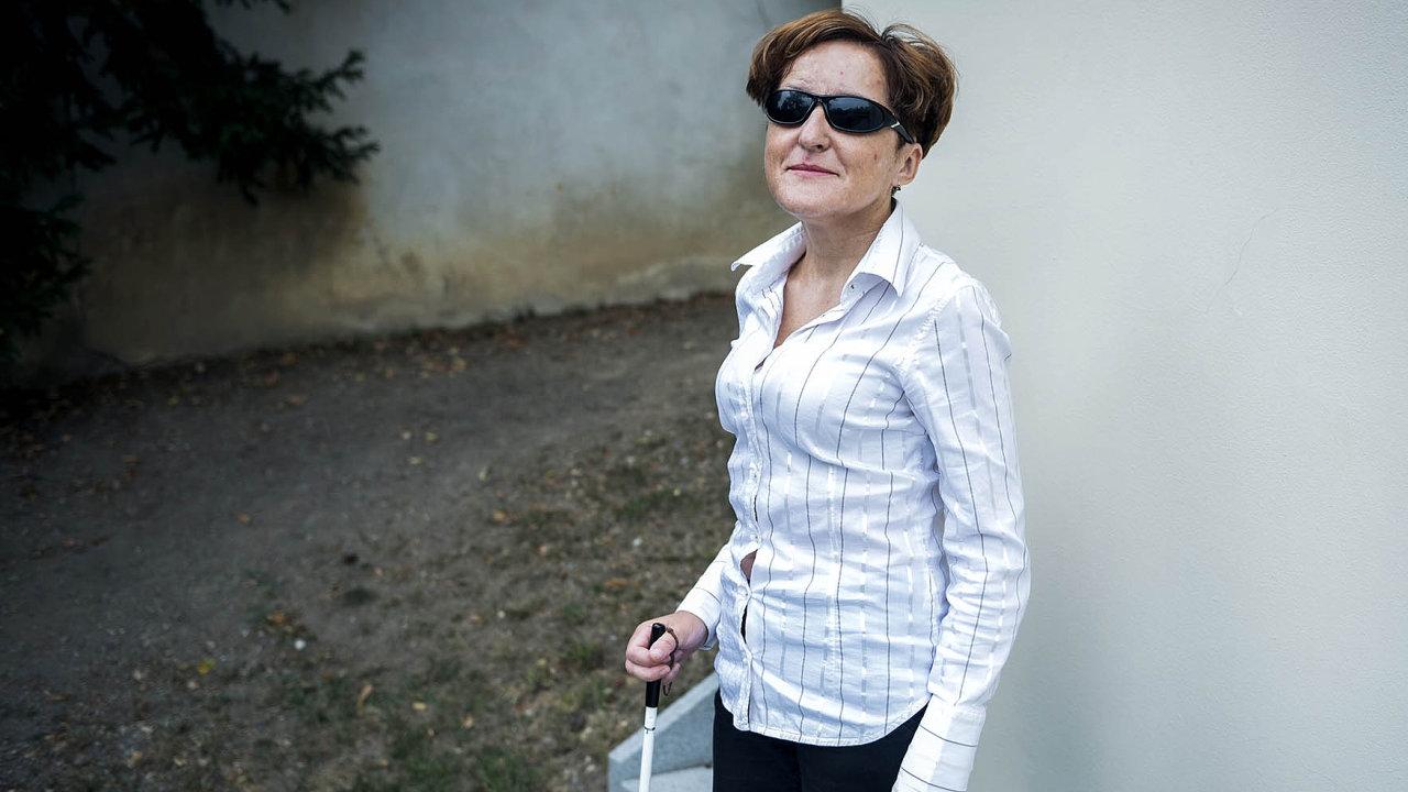 Zářijovým Laskavcem se stala Renata Moravcová