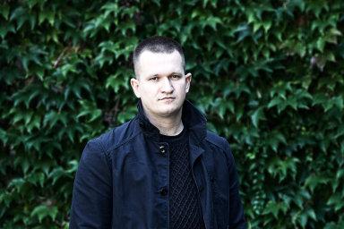 Matěj Kretík, zakladatel talentové agentury Bookin Agency.