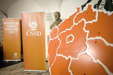 ČSSD - Ilustrační foto.