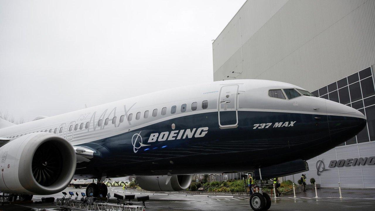Stroje zřady 737 Max jsou nejrychleji prodávanými letadly vdějinách firmy Boeing.