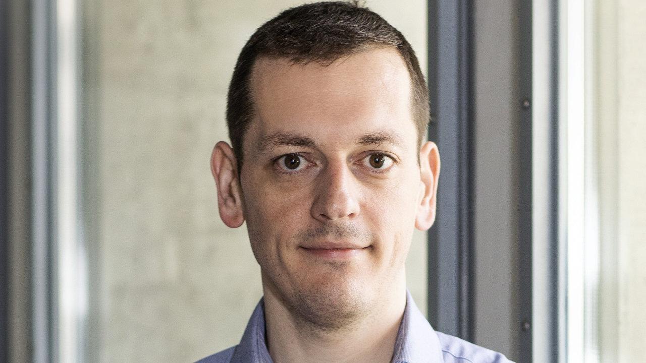 Koen Michiels, CEO společnosti Datasapiens