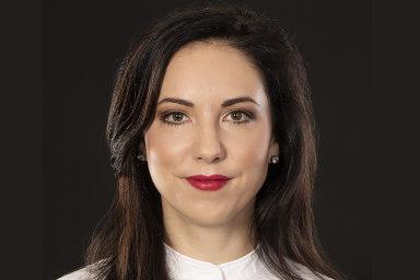 Dagmar Suissa, výkonná ředitelka pro lidské zdroje ve společnosti NN Česká republika