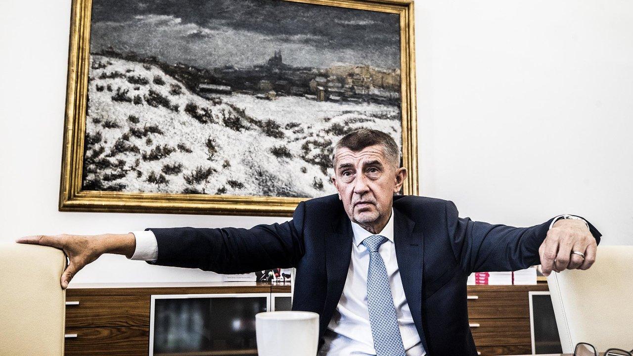 Stejně jako je nesmysl, když si Andrej Babiš přičítá všechny úspěchy ekonomiky na svůj účet, je hloupé itvrzení, že za všechno špatné může on ajeho populistická politika.