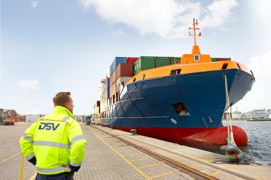 DSV posiluje v Jižní Americe a Skandinávii
