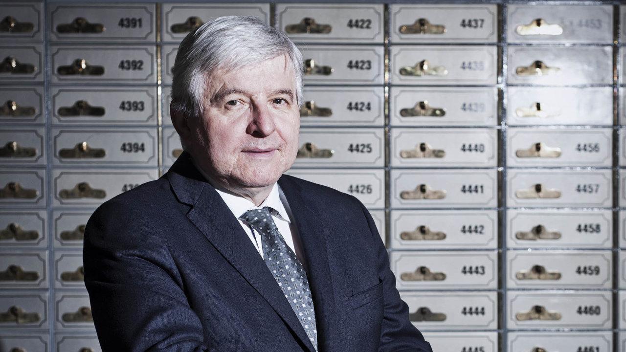 Podle guvernéra České národní banky Jiřího Rusnoka ke zvýšení úrokových sazeb nedojde.