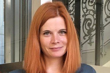 Jana Pečenková, General Manager české pobočky mezinárodní komunikační agentury Grayling