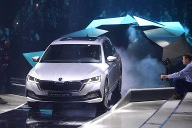 Už Octavia první generace těžila z toho, že měla k dispozici nejnovější platformu VW.