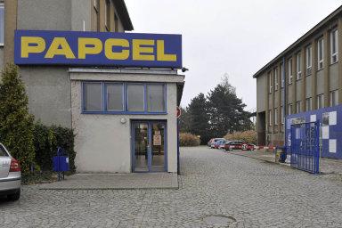 Soud prohlásil konkurz na majetek litovelského výrobce papírenských strojů Papcel.