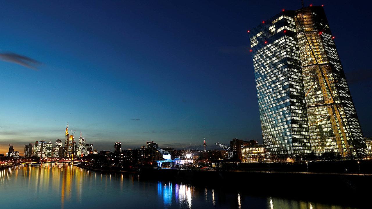 Očekává se, že ECB svou měnovou politiku letos nejspíš měnit nebude.