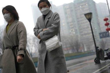 Koronavirus v Čině - Ilustrační foto.