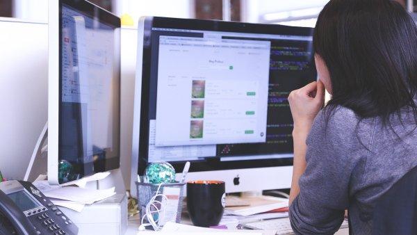 IT specialista - ilustrační foto