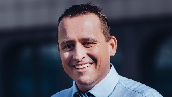 Petr Prokop, ředitel implementace ve společnosti ITeuro
