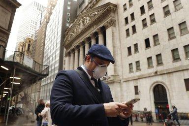 Zdá se tedy, že investoři považují současnou hospodářskou krizi za dočasnou a věří, že se situace rychle vrátí do starých kolejí - Ilustrační foto.