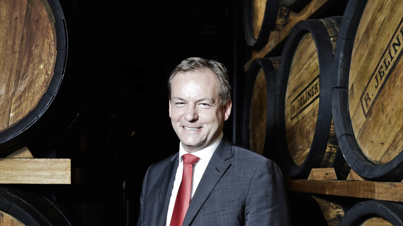 Ulrich Adam, generální ředitel organizace SpiritsEurope.
