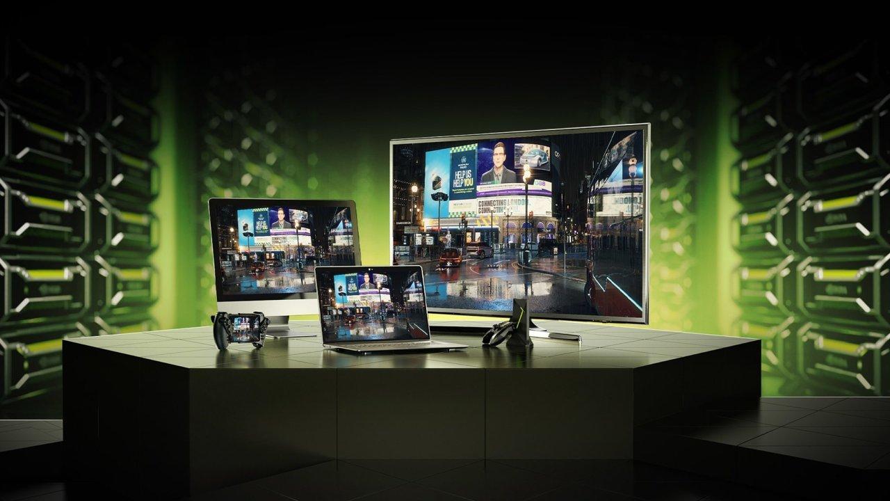 GeForce Now nabízí hráčům virtuální počítač za 40 tisíc korun, aby na něm hráli přes internet svoje vlastní hry.