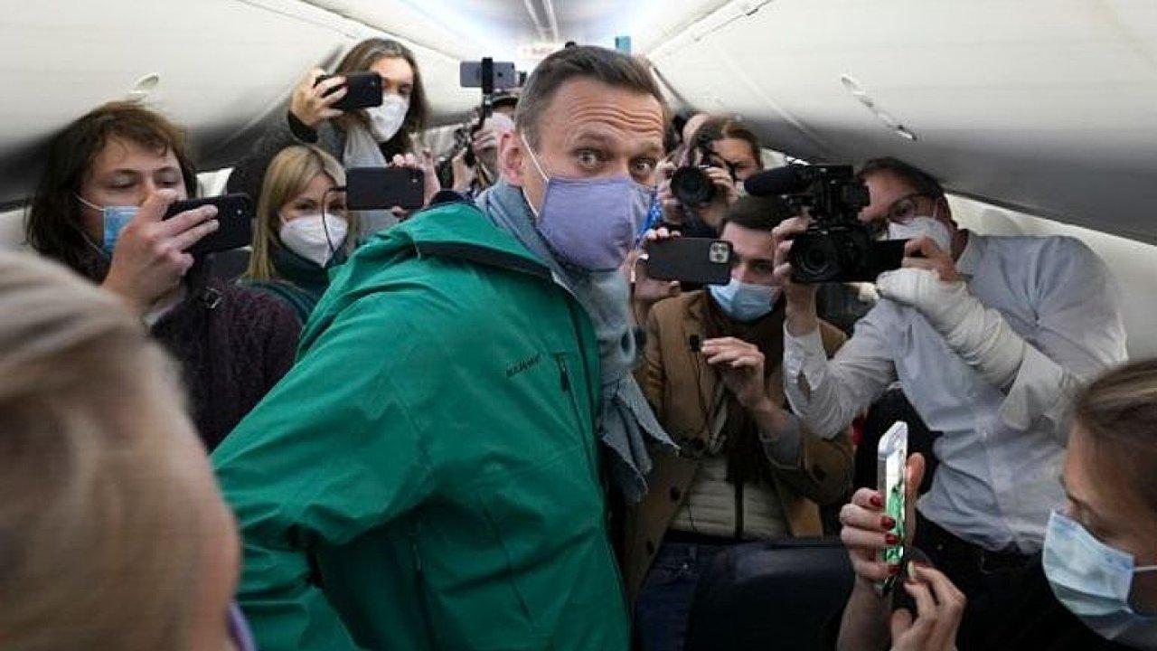 Když se jestřábi z Kremlu rozhodnou Navalného zavřít, nic mu nepomůže, říká Soukup