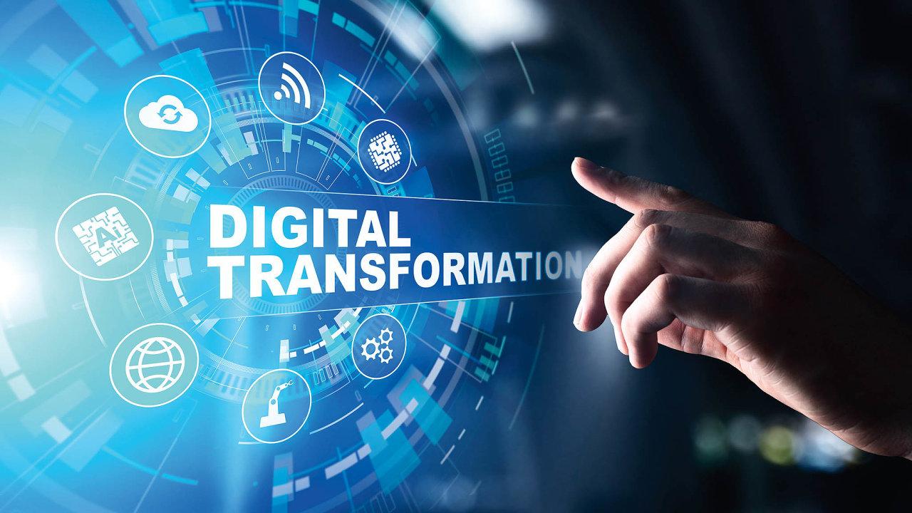 Digitální transformací prošly i dříve konzervativní obory.