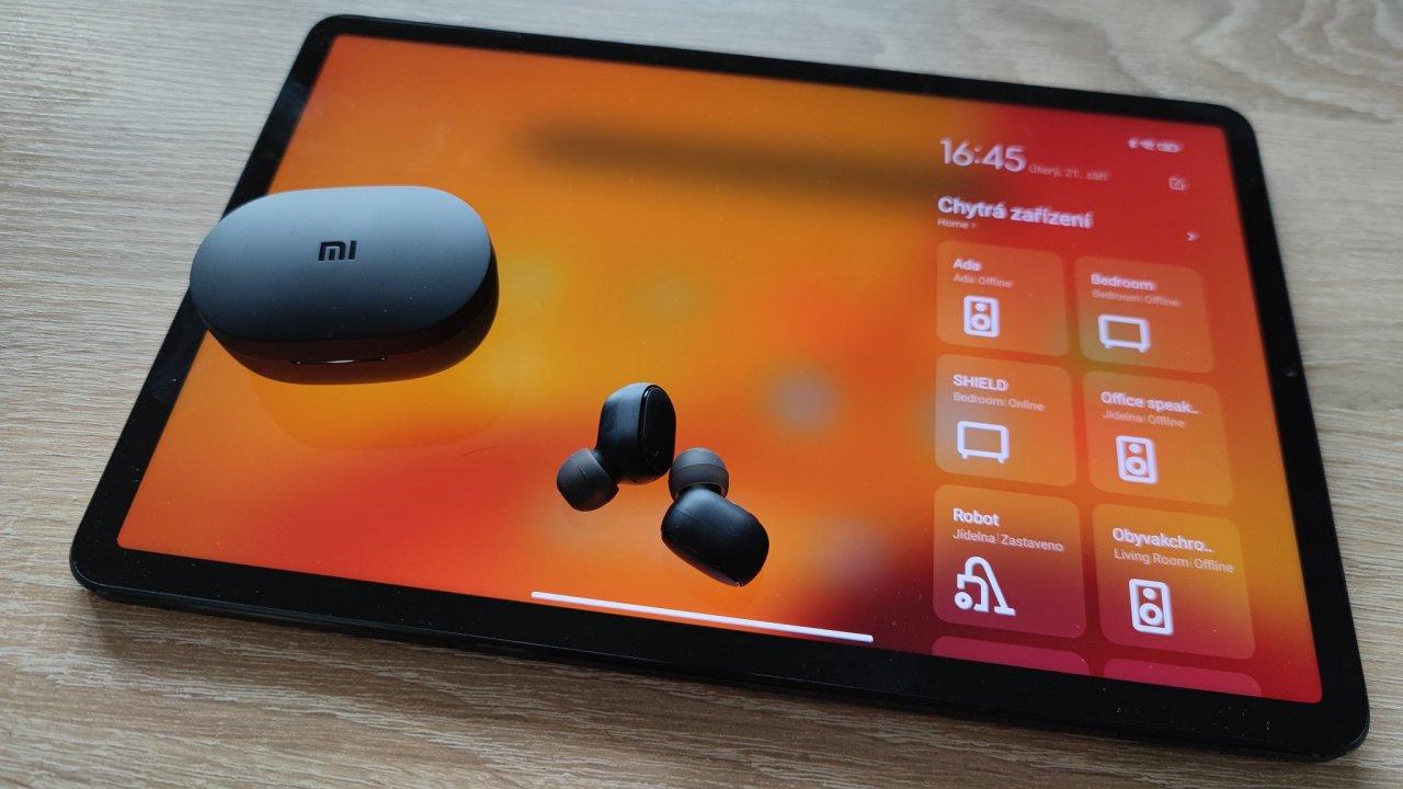 Tablet od Xiaomi nesoupeří ani tak s iPady a na straně Androidu nemá moc konkurence