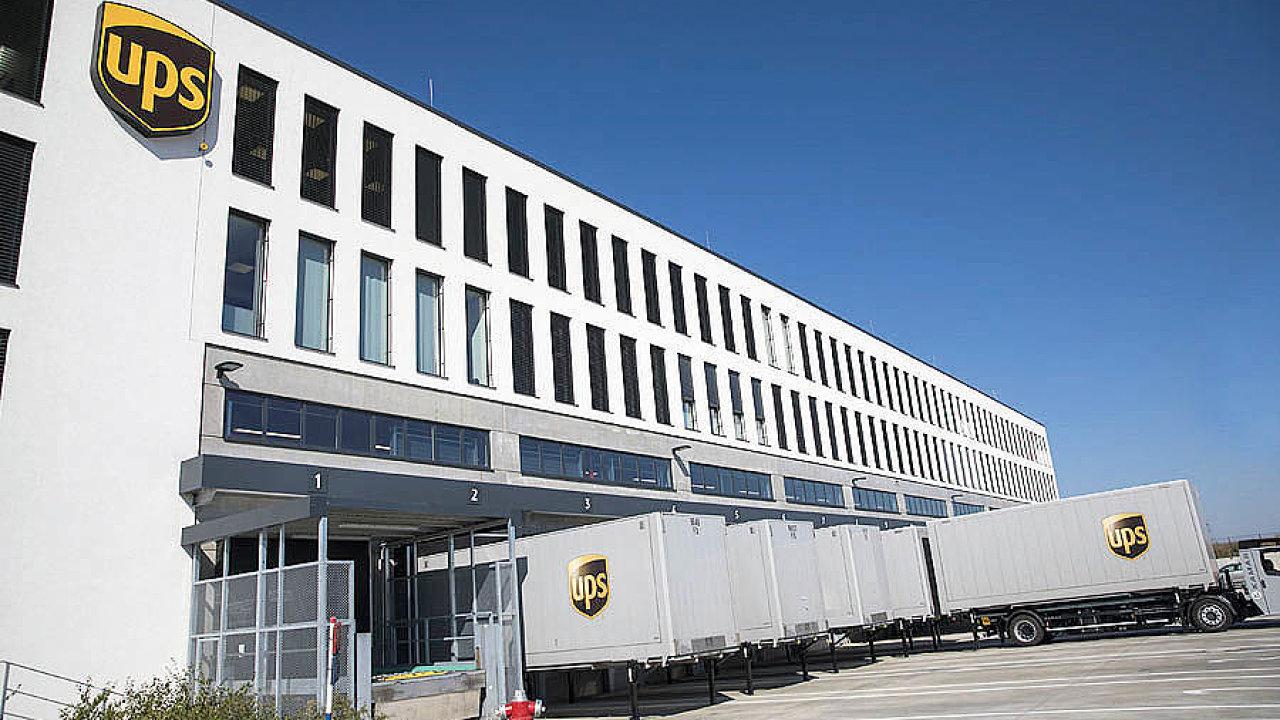 Areál splochou téměř 8500 metrů čtverečních sdružuje pod jednou střechou balíkové apřepravní služby aslužby pro dodavatelské řetězce.
