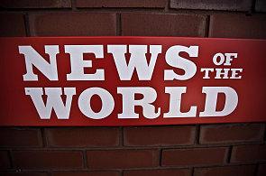 Největší britský bulvární deník odposlouchával celebrity a oběti teroristických útoků. Jeho majitel Rupert Murdoch se rozhodl ho zavřít.