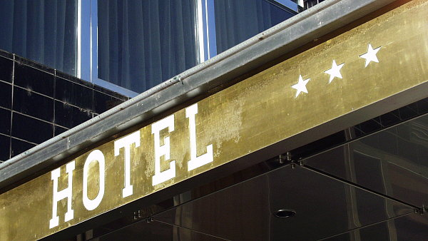 Hotel, ilustra�n� foto