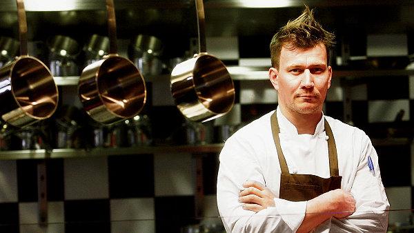 Oldřich Sahajdák šéfuje kuchyni michelinské restaurace La Degustation Boheme Bourgeoise.