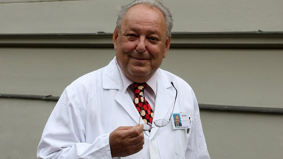 Profesor Pavel Klener